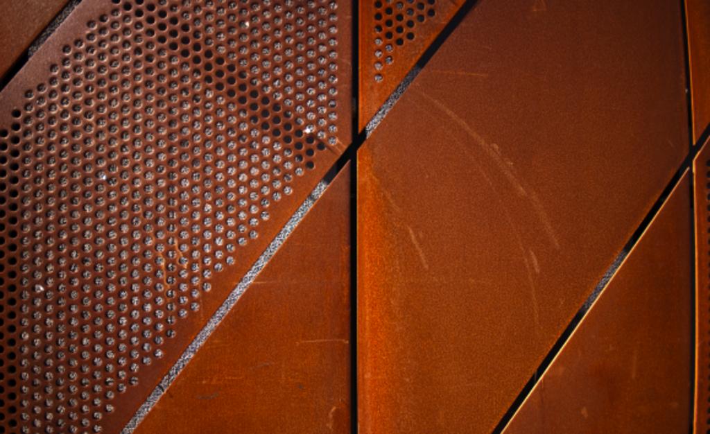 para fachadas corten steel metal experts