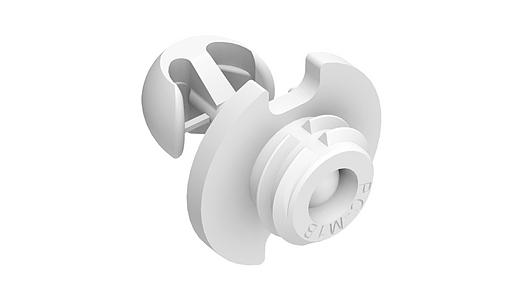 PC-M1B | Fixadores ocultos para painéis - Linha Standard | Fastmount