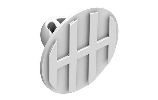 PC-SM2 | Fixadores ocultos para painéis - Linha Standard | Fastmount