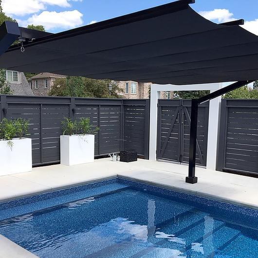 Shade Structure – Freestanding Canopy in Waterloo / ShadeFX