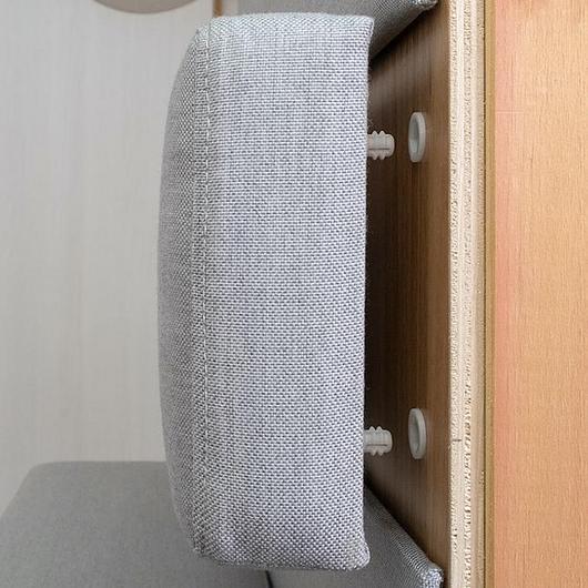 Fixadores oculto para painéis pesados - Linha Standard
