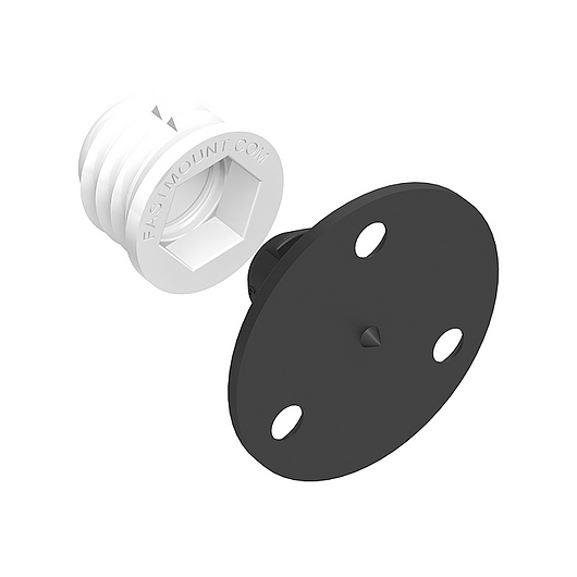 PC-SVMX Fixadores oculto para painéis pesados - Linha Standard | Fastmount