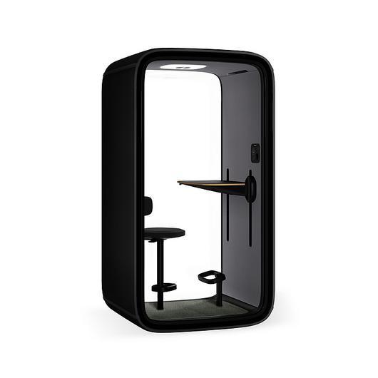 Soundproof Phone Booths - Framery One / Framery