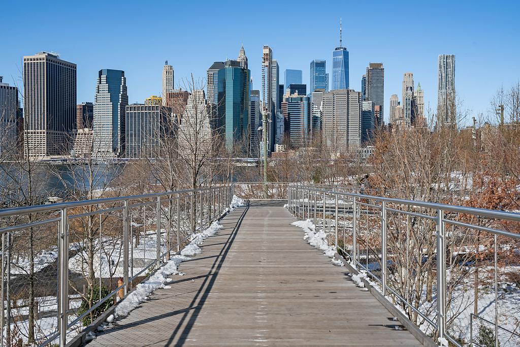 Squibb Bridge NYC with Webnet