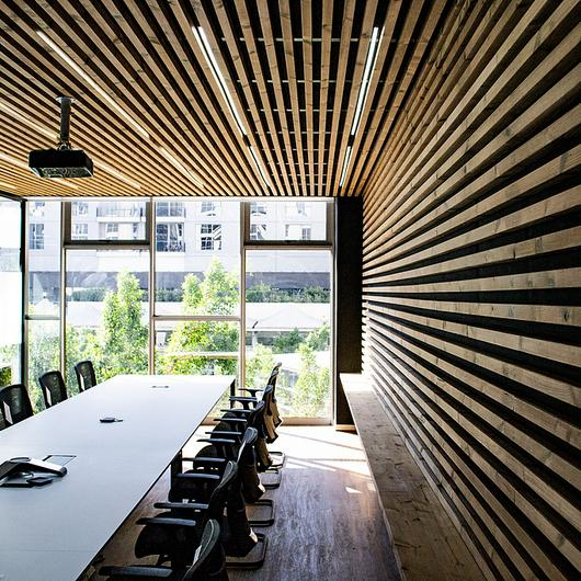 Interior Thermowood