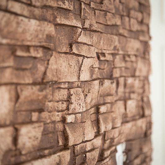 Plaka decorativa tipo piedra Wall Rock / Saint-Gobain