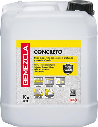 Bemezcla Concreto