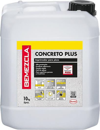 Bemezcla Concreto Plus