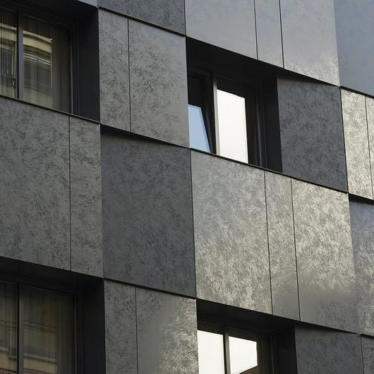 Placa exterior de fibra natural - Meteon® Lumen