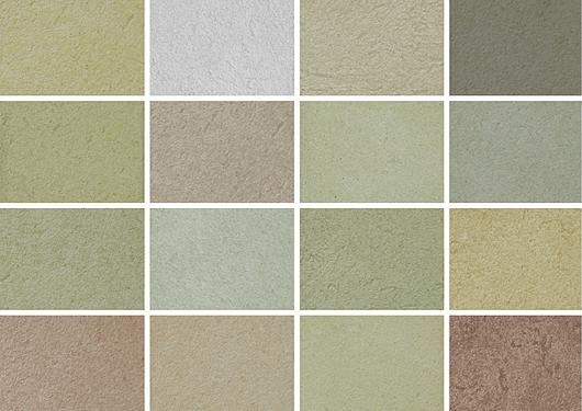 CORES | Revestimento de parede em textura acrílica VELVET | Terracor