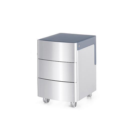 Mobile File Unit - Silver