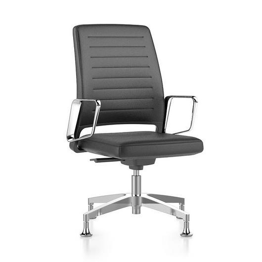 Conference Chair - Medium With Castors / Interstuhl
