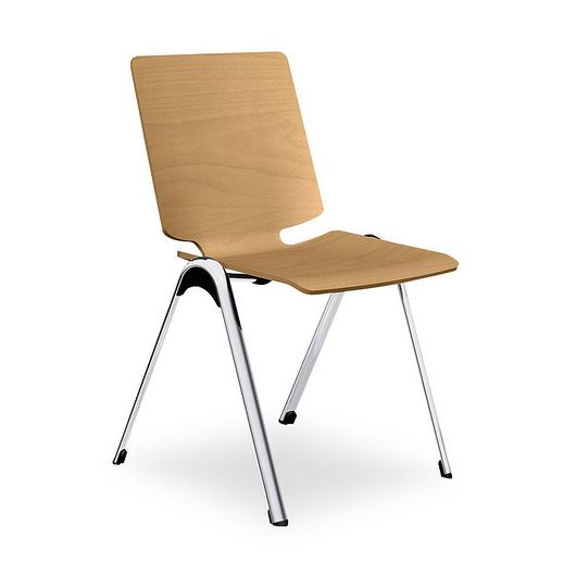 Stackable Chair - VLEGSis3 / Interstuhl