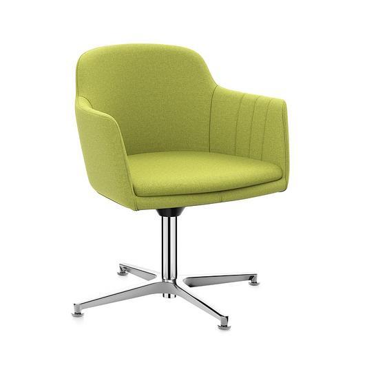 Club Chair - LEMONis5 / Interstuhl