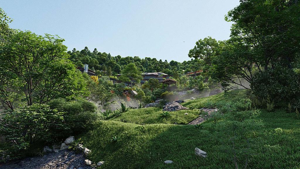 Render Technical Guide - Landscape Architecture
