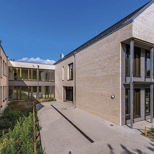 Facing Bricks  - Modern Waterstruck Vario