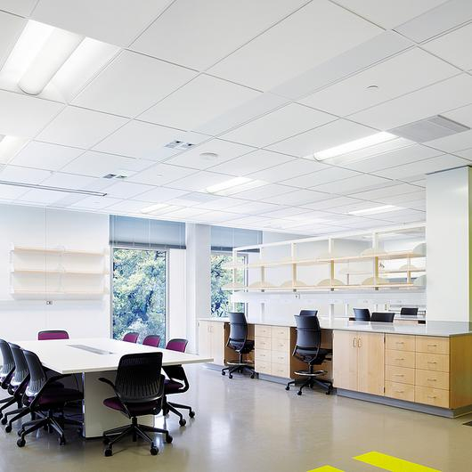 Clean Room™ Sistema de Plafón de fibra mineral