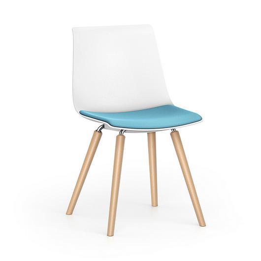 Visitor Chair - SHUFFLEis1 4 Legs / Interstuhl