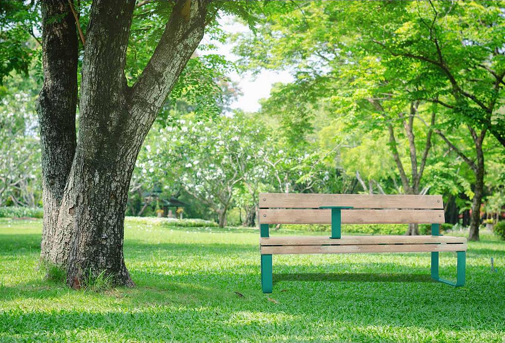 Guía: Aspectos a considerar al momento de elegir mobiliario urbano