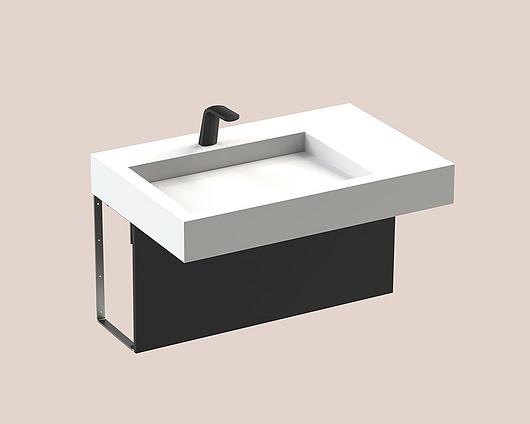 The Splash Lab | Monolith B | 36 1 fitting - square