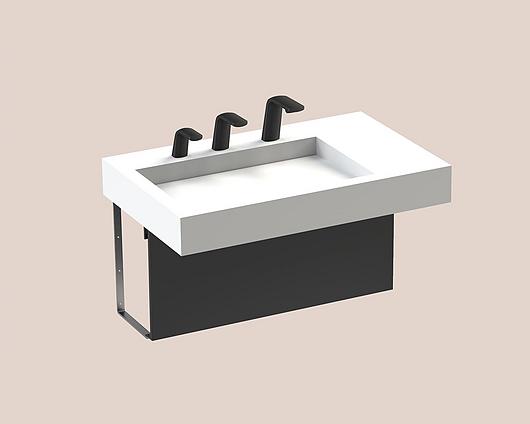 The Splash Lab | Monolith B | 36 2 fittings - Square