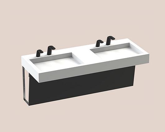 The Splash Lab | Monolith B | 62 2 fittings