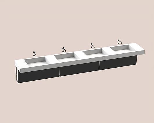 The Splash Lab | Monolith D | 4 User