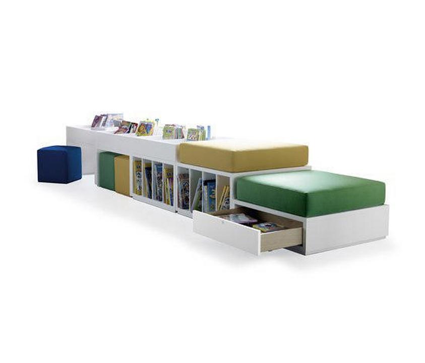 Modular Furniture - Jakin Seating and Storage