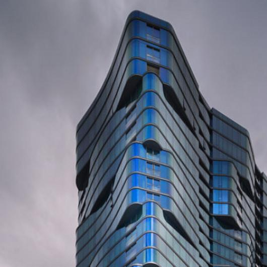 Fluropon Coating in Anaha Tower