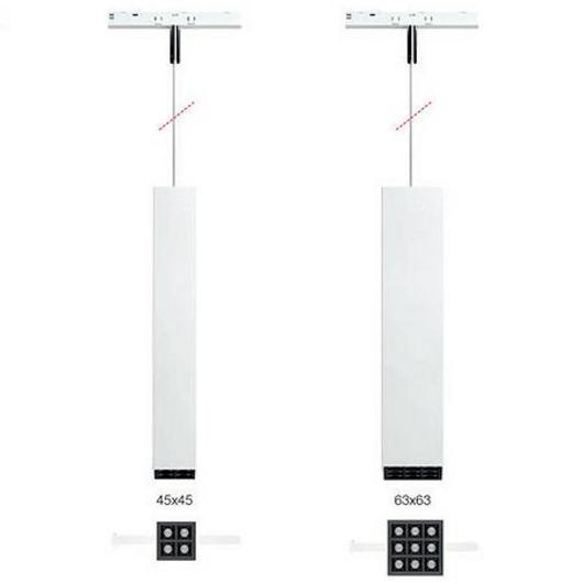 Track Pendant- Laser Blade XS / iGuzzini