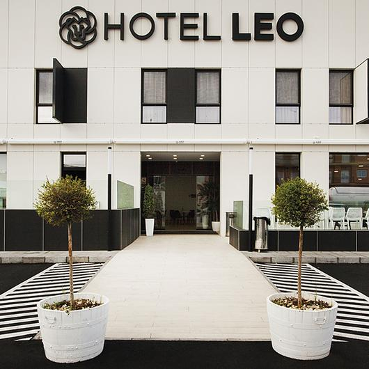Coverlam in Hotel Leo / Grespania