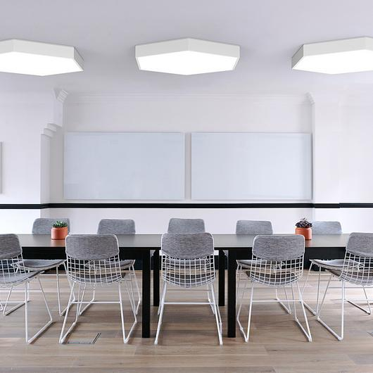 Ceiling Surface Lights - Hex Area