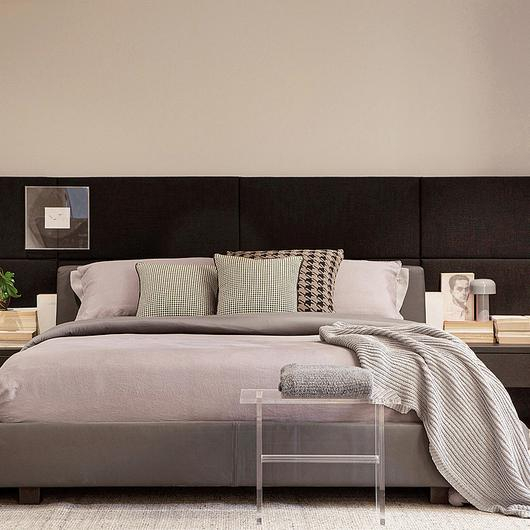 Bed - Upholstered