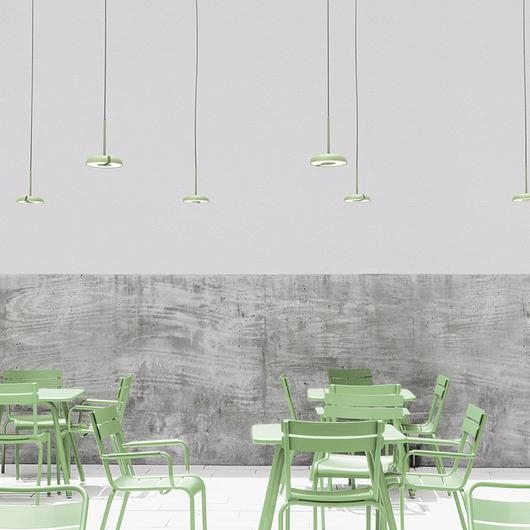 Suspended Lights - Lily
