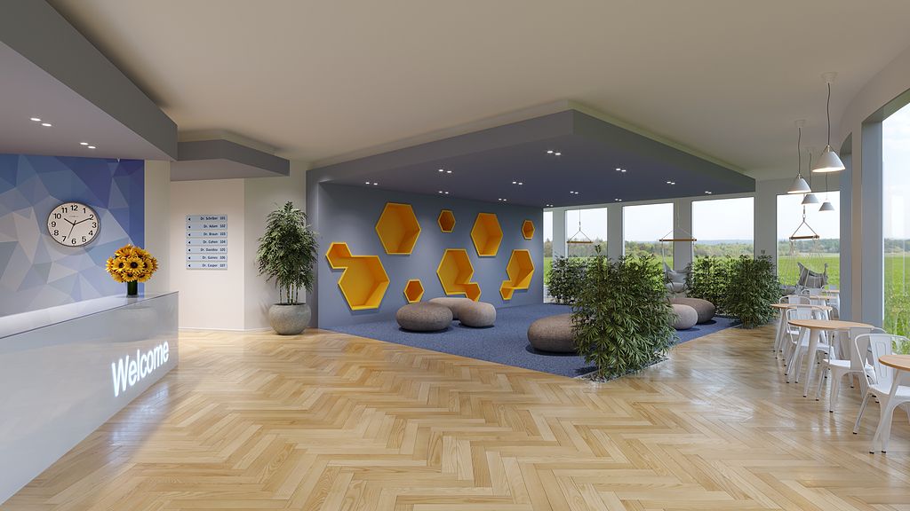 FabriFELT™ for Walls and Ceilings