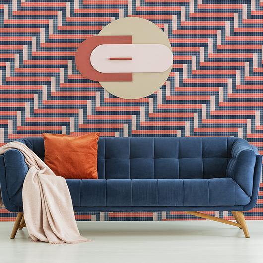 Mosaic Tiles - Unicolor / Hisbalit