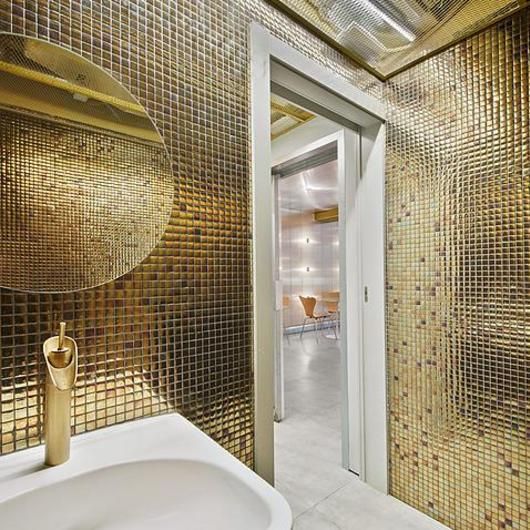 Mosaic Tiles - Urban Chic / Hisbalit