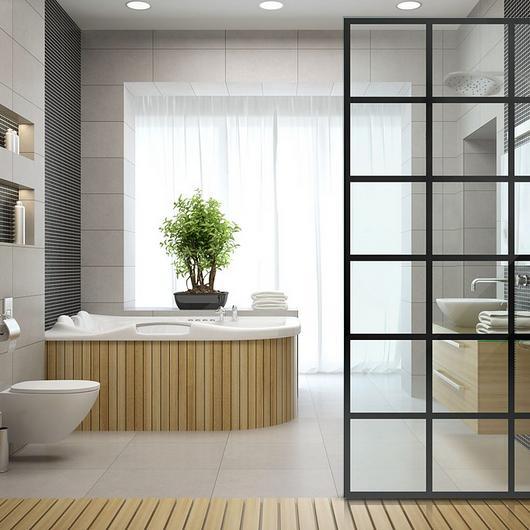 Mampara ducha / Shower door - Varese / Dellorto