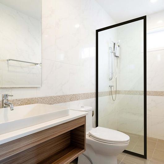 Mampara ducha / Shower door -  Garda / Dellorto