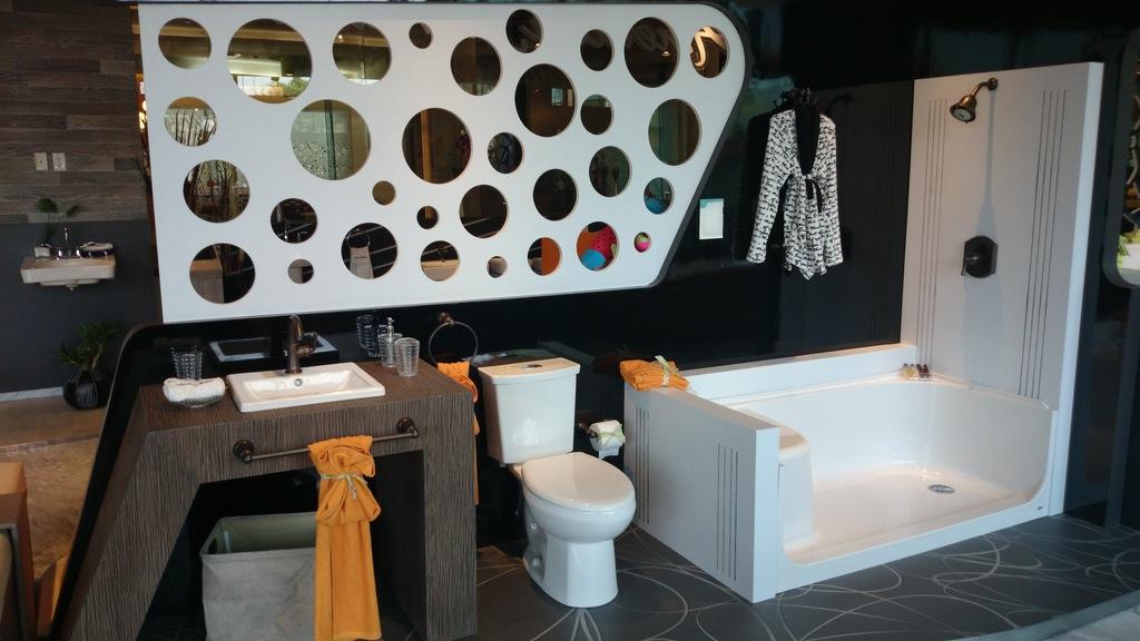 Showroom, Centro de Capacitacion y Especificacion de American Standard