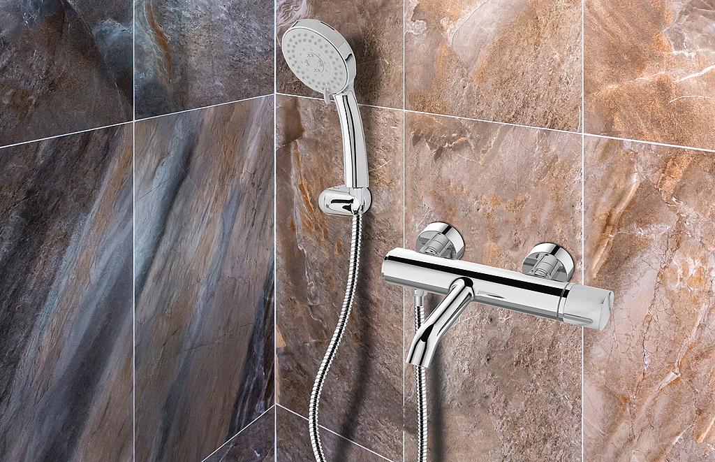 Monomando tina ducha - Magna