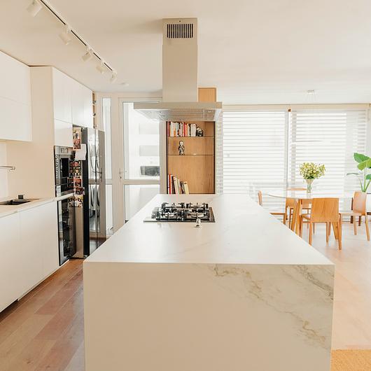 Cubiertas para cocina y baño, pisos y muros ATIKA / Atika