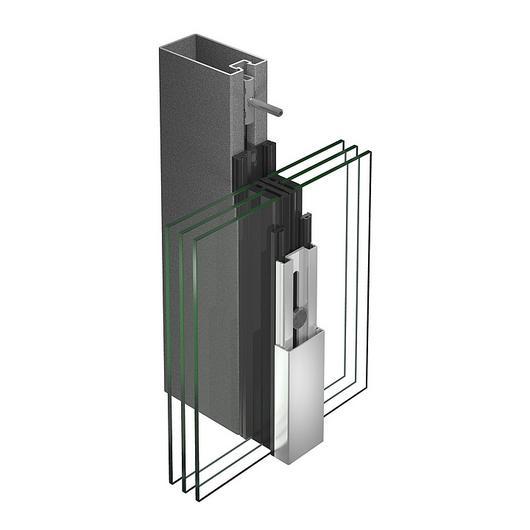 Facade Systems - VISS / Jansen