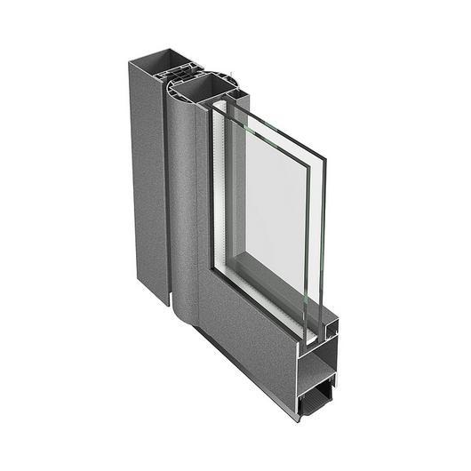 Doors - Anti-finger-trap Door Economy 60 / Jansen