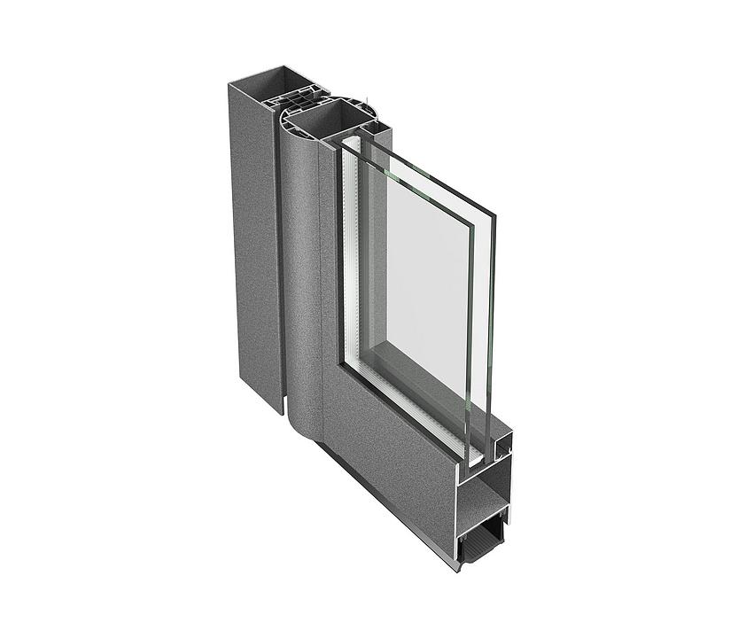 Doors - Anti-finger-trap Door Economy 60