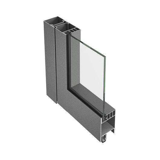 Smoke Control Door - Economy 60 / Jansen