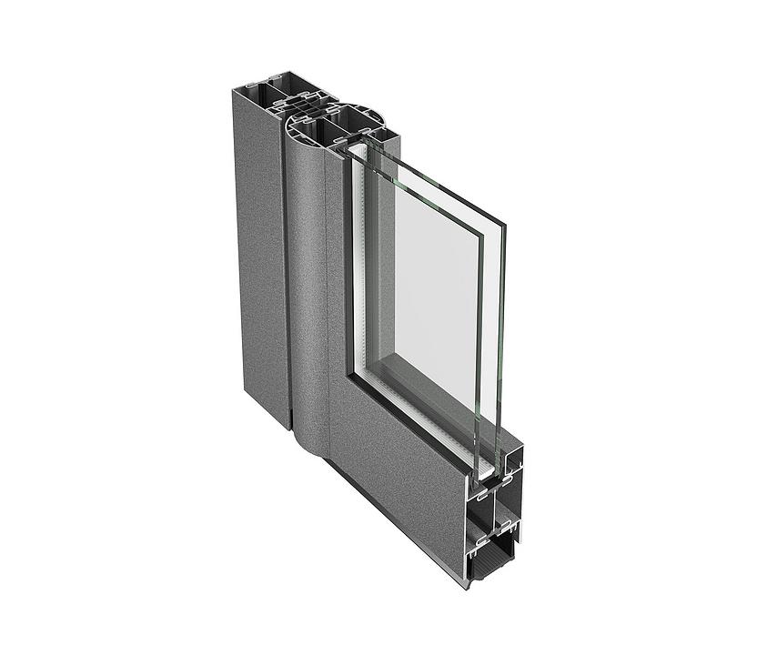 Doors - Janisol Anti-Finger-Trap