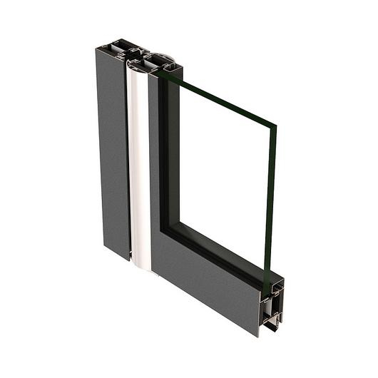 Doors - Anti-Finger-Trap Janisol 2 EI30 / Jansen