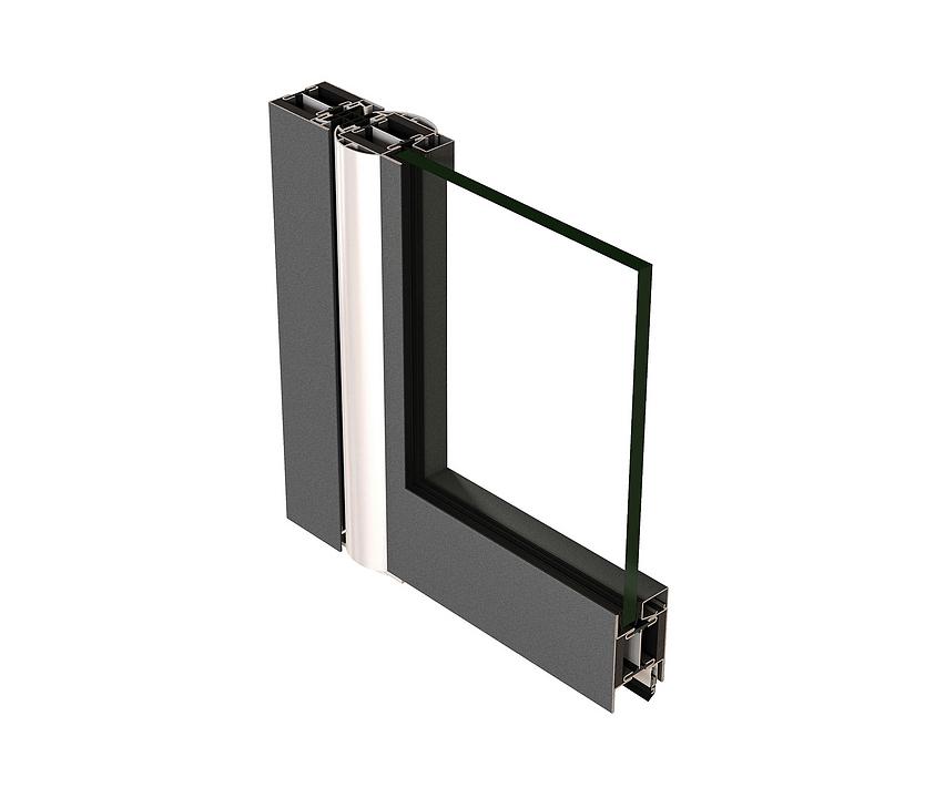 Doors - Anti-Finger-Trap Janisol 2 EI30