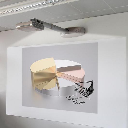 Projection Screen Whiteboard Film / 3M